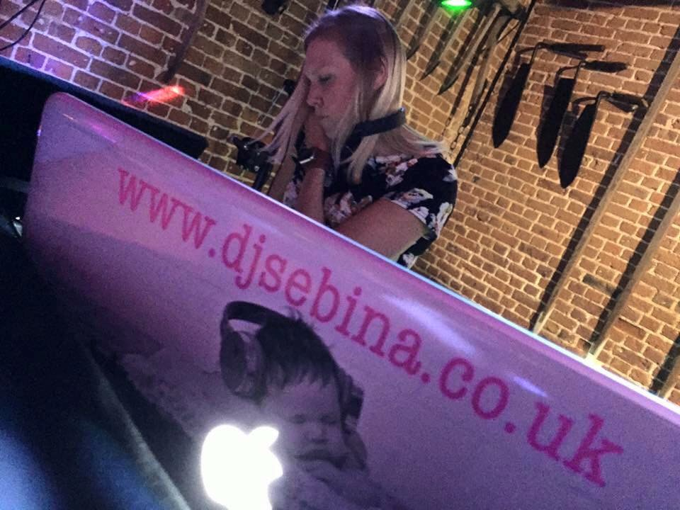 Welcome to DJ Sebina